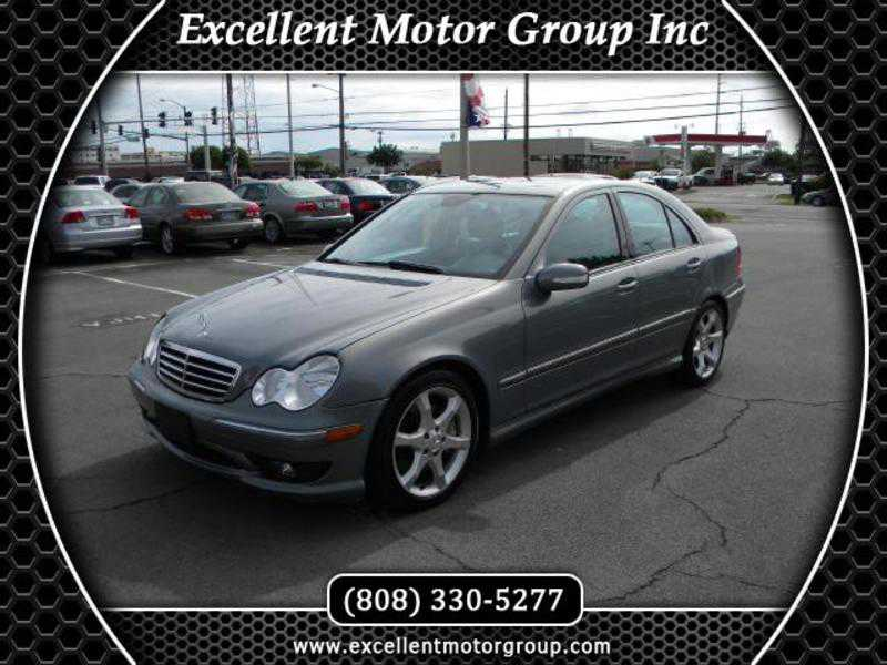 Mercedes-Benz C-Class 2007 $7995.00 incacar.com