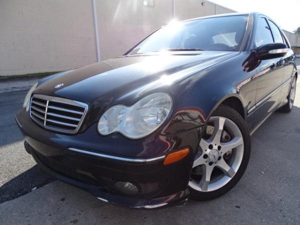Mercedes-Benz C-Class 2007 $3999.00 incacar.com