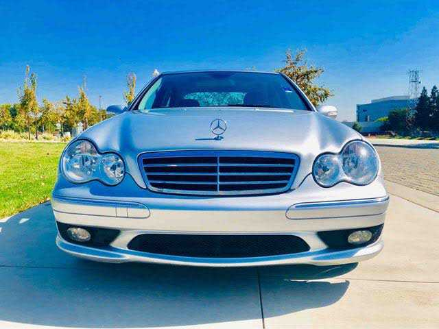 Mercedes-Benz C-Class 2007 $1500.00 incacar.com