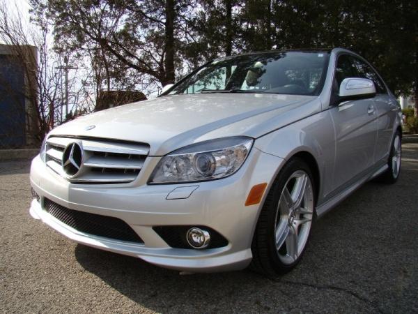 Mercedes-Benz C-Class 2008 $18995.00 incacar.com