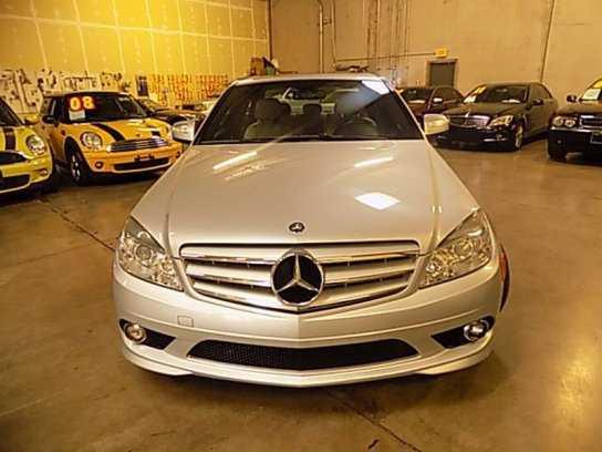 Mercedes-Benz C-Class 2009 $9495.00 incacar.com