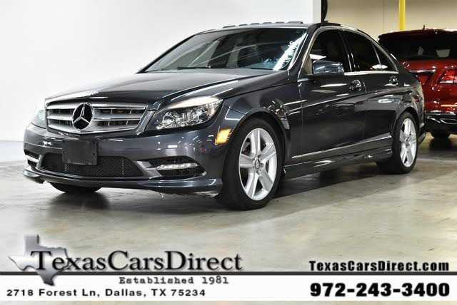 Mercedes-Benz C-Class 2011 $9998.00 incacar.com