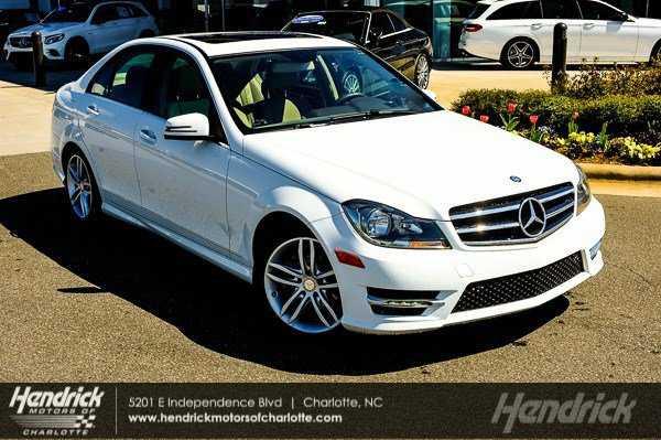 Mercedes-Benz C-Class 2014 $19990.00 incacar.com