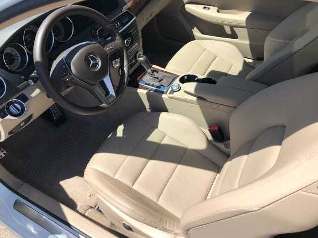 used Mercedes-Benz C-Class 2014 vin: WDDGJ5HB0EG280490