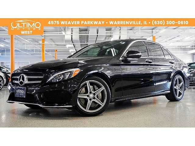 Mercedes-Benz C-Class 2015 $24800.00 incacar.com