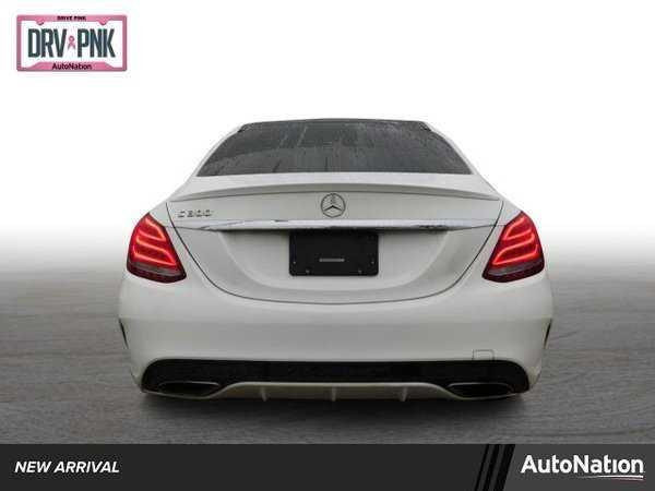 Mercedes-Benz C-Class 2016 $24905.00 incacar.com