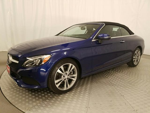 used Mercedes-Benz C-Class 2017 vin: WDDWK4KB0HF426764