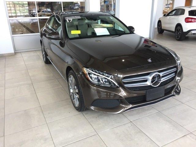 Mercedes-Benz C-Class 2017 $35900.00 incacar.com
