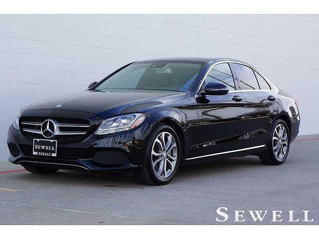Mercedes-Benz C-Class 2017 $22777.00 incacar.com