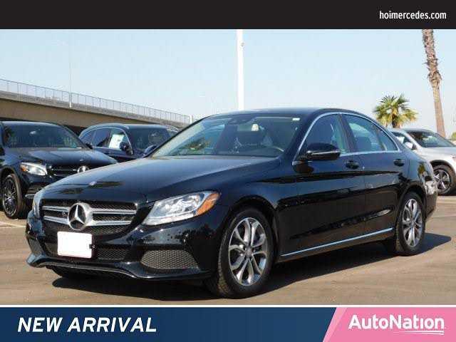 Mercedes-Benz C-Class 2017 $29995.00 incacar.com