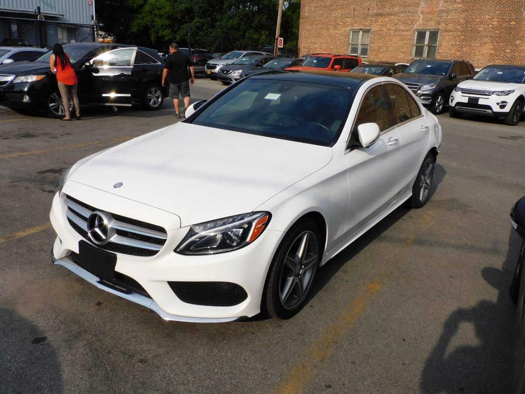 Mercedes-Benz C-Class 2017 $14900.00 incacar.com