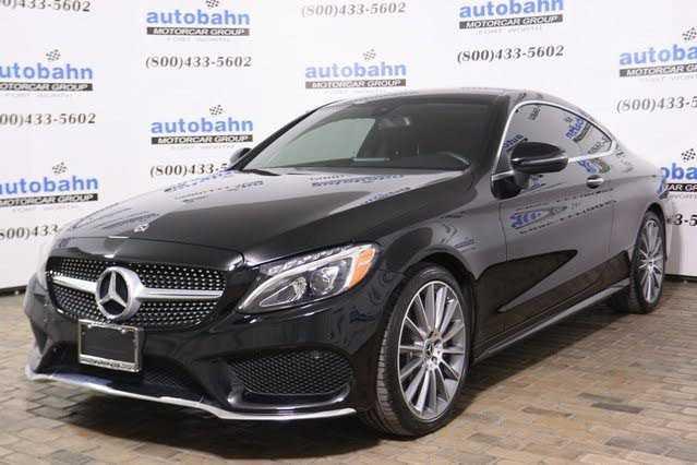 Mercedes-Benz C-Class 2018 $39880.00 incacar.com