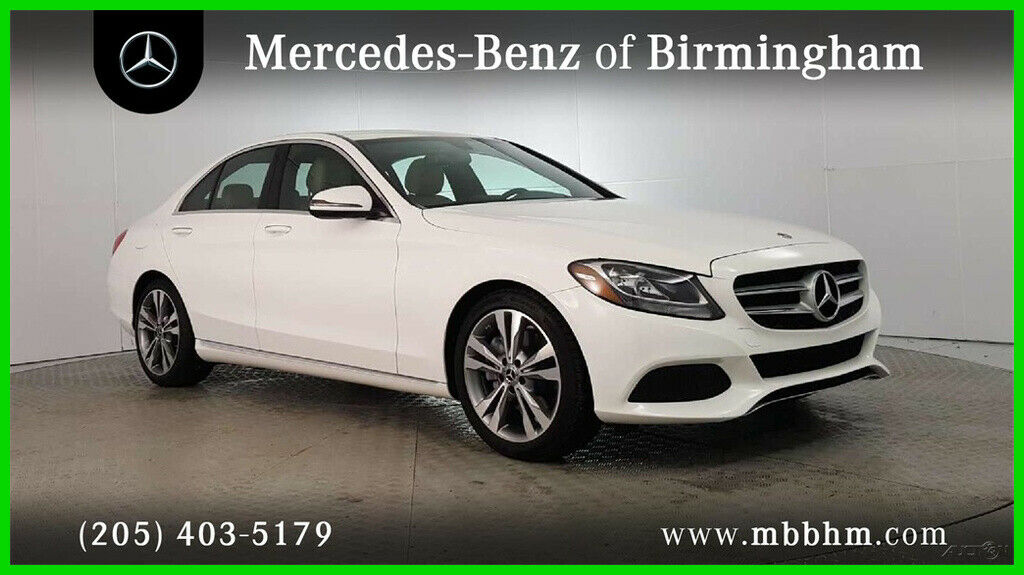 Mercedes-Benz C-Class 2018 $40553.00 incacar.com