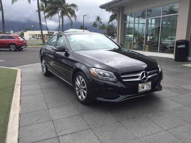 Mercedes-Benz C-Class 2018 $35115.00 incacar.com