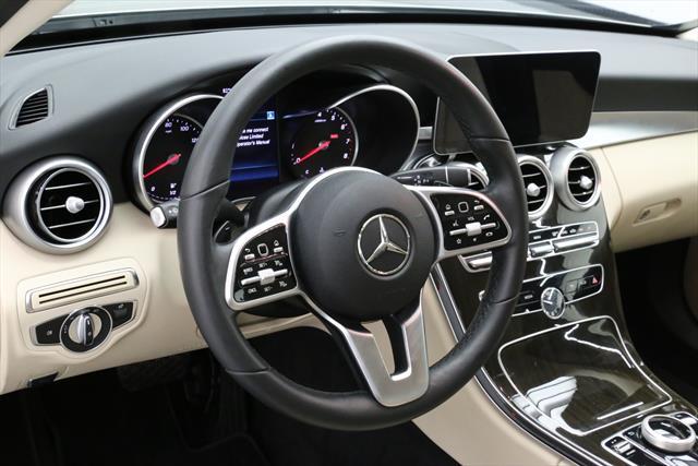 used Mercedes-Benz C-Class 2019 vin: 55SWF8DB3KU286335