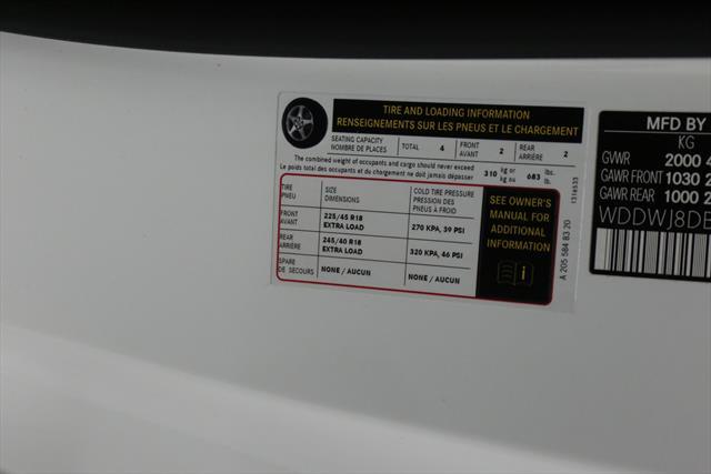 used Mercedes-Benz C-Class 2019 vin: WDDWJ8DB7KF834323