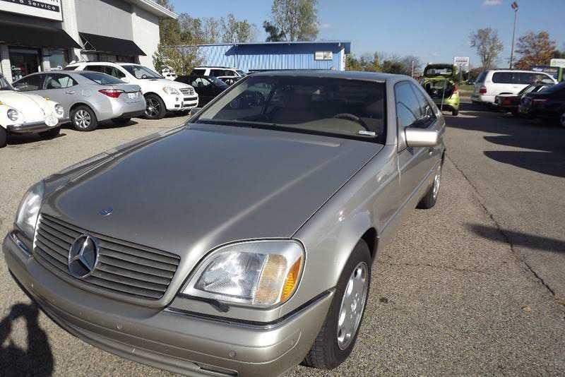 Mercedes-Benz CL-Class 1999 $7500.00 incacar.com