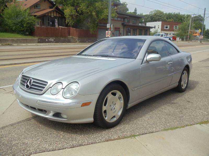 Mercedes-Benz CL-Class 2001 $7995.00 incacar.com