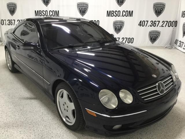 Mercedes-Benz CL-Class 2002 $14792.00 incacar.com