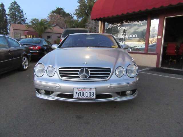 Mercedes-Benz CL-Class 2002 $8850.00 incacar.com