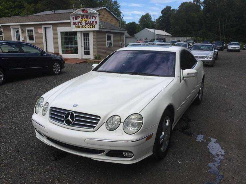 Mercedes-Benz CL-Class 2003 $9495.00 incacar.com