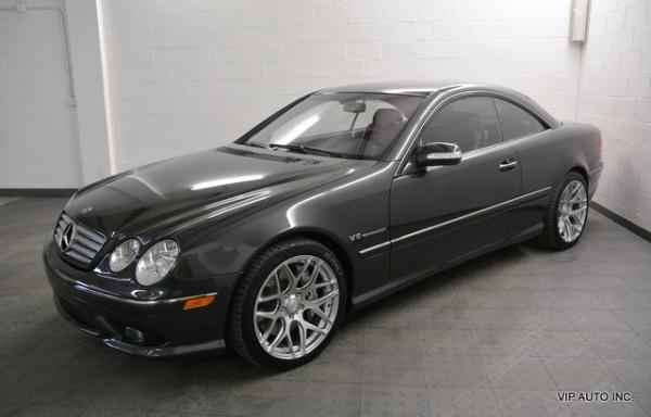 Mercedes-Benz CL-Class 2004 $17700.00 incacar.com