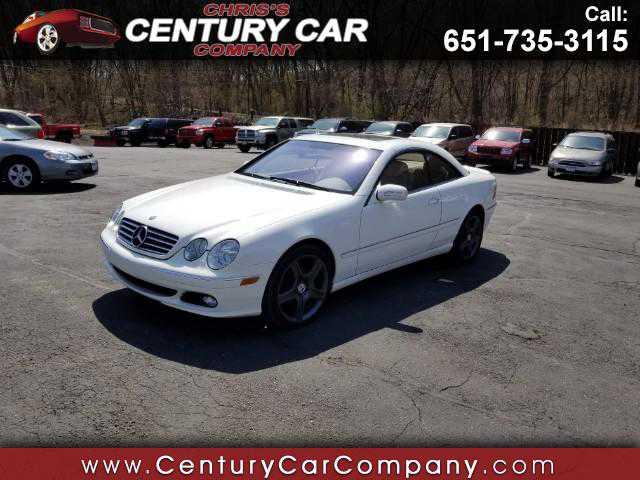 Mercedes-Benz CL-Class 2004 $9995.00 incacar.com