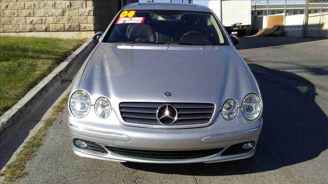 Mercedes-Benz CL-Class 2004 $7900.00 incacar.com