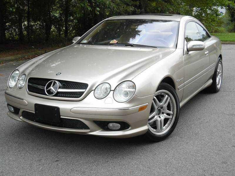 Mercedes-Benz CL-Class 2005 $13250.00 incacar.com