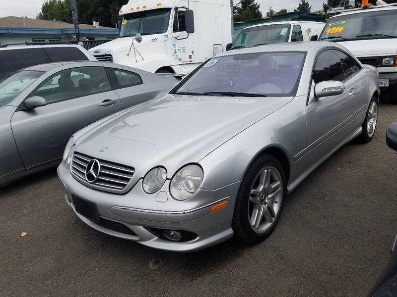 Mercedes-Benz CL-Class 2006 $9999.00 incacar.com