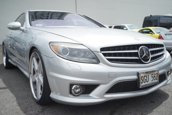 Mercedes-Benz CL-Class 2008 $36900.00 incacar.com
