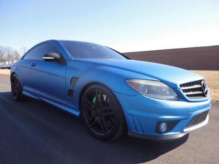 Mercedes-Benz CL-Class 2008 $42977.00 incacar.com