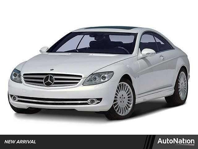 Mercedes-Benz CL-Class 2008 $18990.00 incacar.com