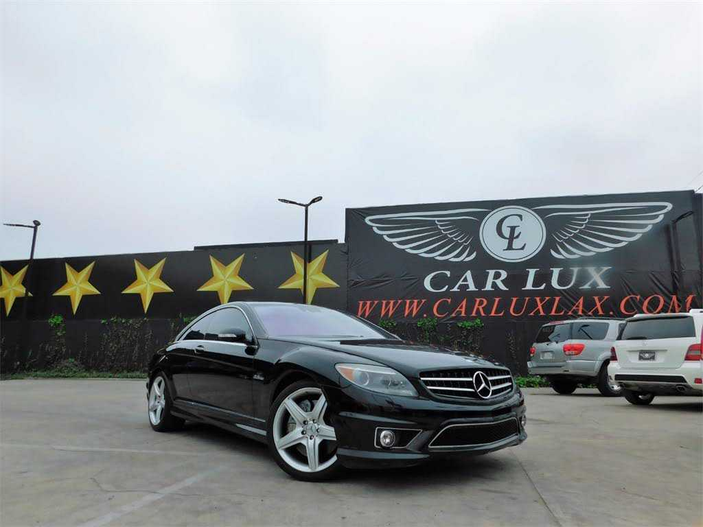 used Mercedes-Benz CL-Class 2009 vin: WDDEJ77X09A021748