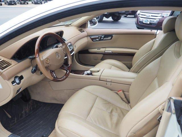 Mercedes-Benz CL-Class 2009 $19977.00 incacar.com