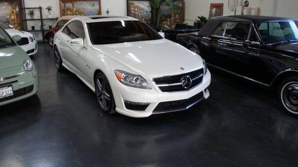 Mercedes-Benz CL-Class 2012 $79990.00 incacar.com