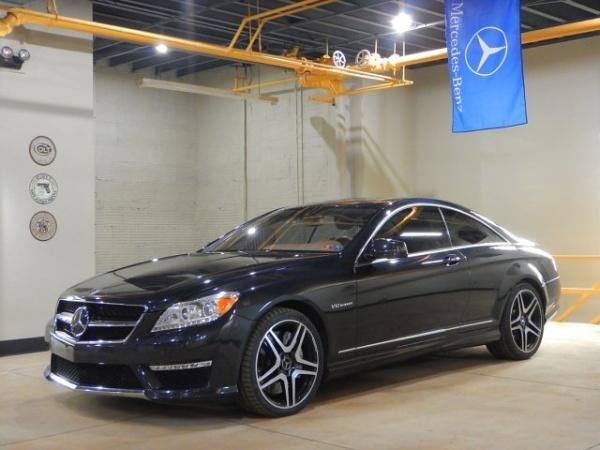 Mercedes-Benz CL-Class 2013 $67800.00 incacar.com