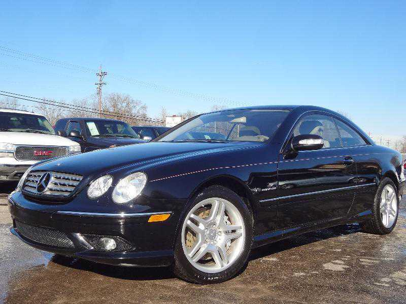 Mercedes-Benz CL-Class 2005 $16995.00 incacar.com