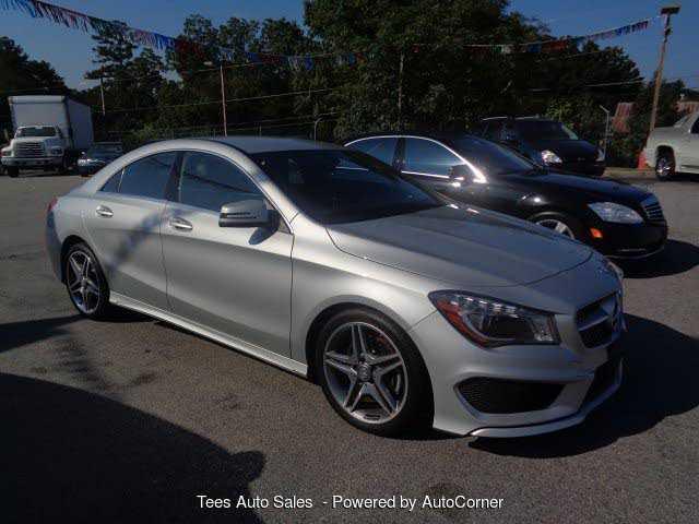 Mercedes-Benz CLA-Class 2014 $19999.00 incacar.com