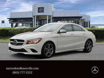 Mercedes-Benz CLA-Class 2014 $18880.00 incacar.com
