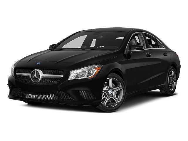 Mercedes-Benz CLA-Class 2014 $19995.00 incacar.com