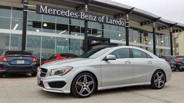 Mercedes-Benz CLA-Class 2015 $25990.00 incacar.com