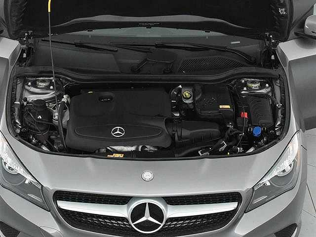 Mercedes-Benz CLA-Class 2016 $22200.00 incacar.com
