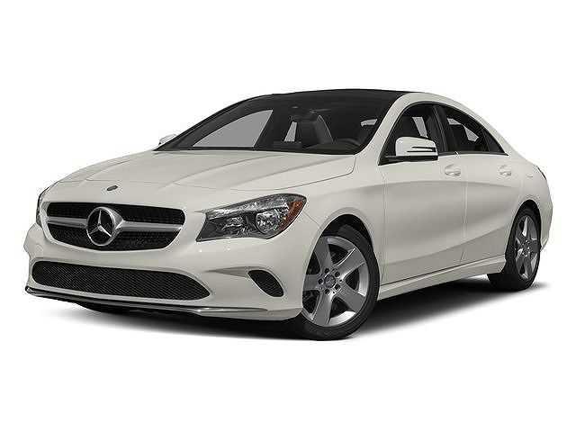 Mercedes-Benz CLA-Class 2017 $23980.00 incacar.com