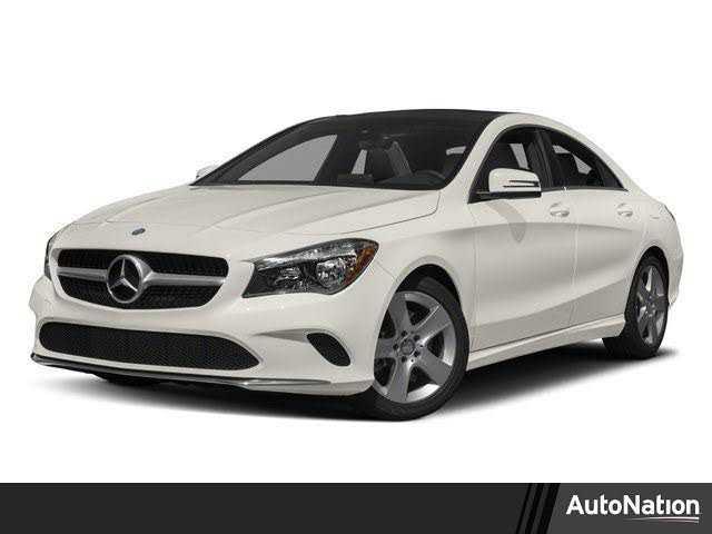 Mercedes-Benz CLA-Class 2018 $28955.00 incacar.com