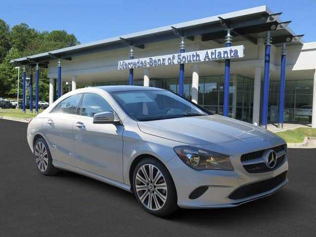Mercedes-Benz CLA-Class 2018 $31418.00 incacar.com