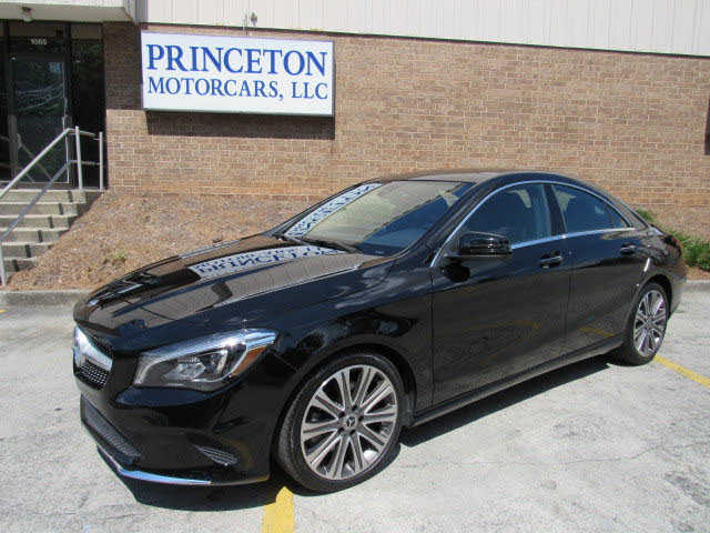 Mercedes-Benz CLA-Class 2018 $26990.00 incacar.com
