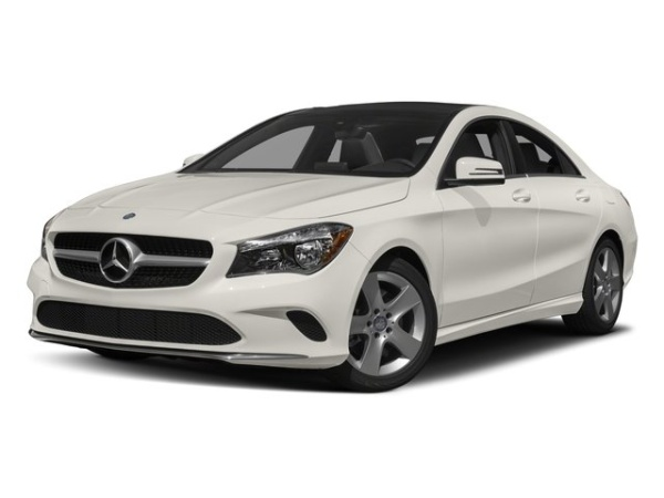 Mercedes-Benz CLA-Class 2018 $42125.00 incacar.com