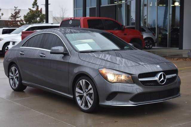Mercedes-Benz CLA-Class 2018 $29816.00 incacar.com