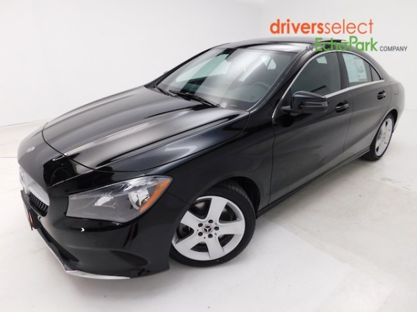 Mercedes-Benz CLA-Class 2018 $25339.00 incacar.com